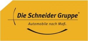Logo Schneidergruppe_gelb_logo