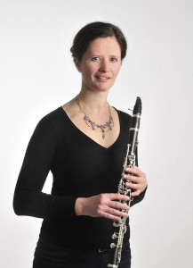 Regine Müller (Klarinette)