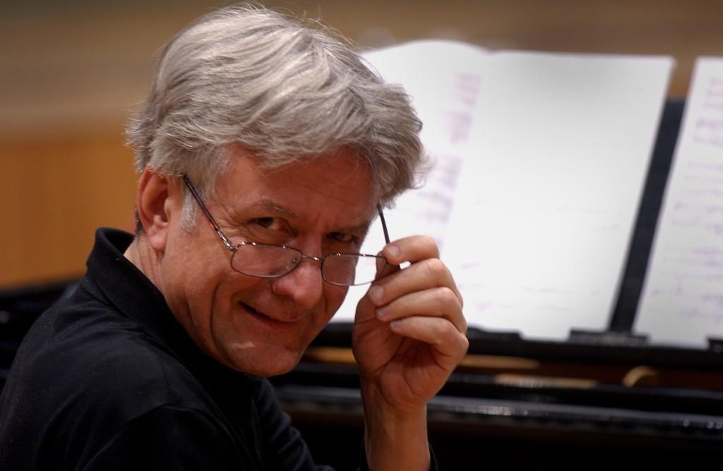 Mozartpreisträger Peter Rösel - Foto (c) Wolfgang Schmidt